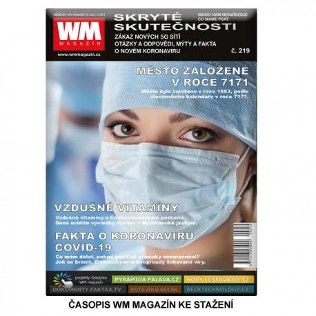 WM magazín skryté skutečnosti č. 219