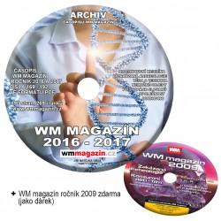 CD - WM magazín ročník 2019-2017