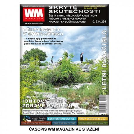 WM magazín č. 234-235, letní dvojčíslo