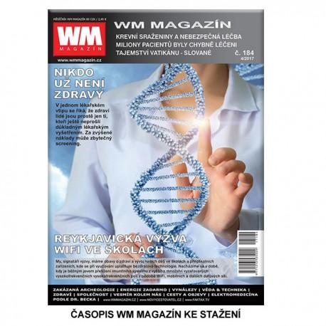 WM magazín č. 184