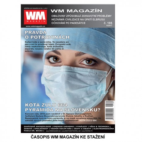 WM magazín č. 185