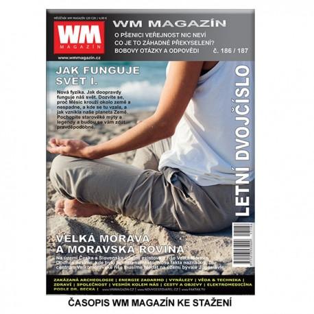 WM magazín č. 186-187