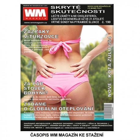 WM magazín č. 190