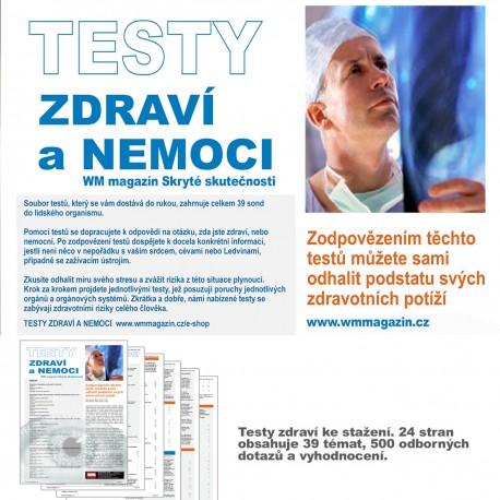 Testy zdraví