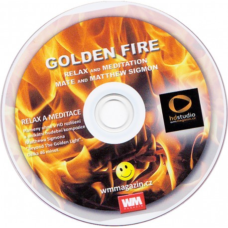 DVD Golden Fire & Mathew Sigmon