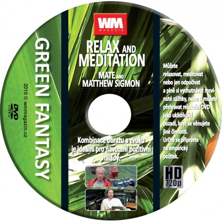 DVD Green Fantasy & Mathew Sigmon