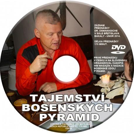 Tajemství bosenských pyramid 2014