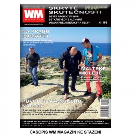 WM magazín Skryté skutečnosti č. 195
