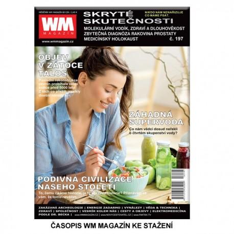 WM magazín Skryté skutečnosti č. 197