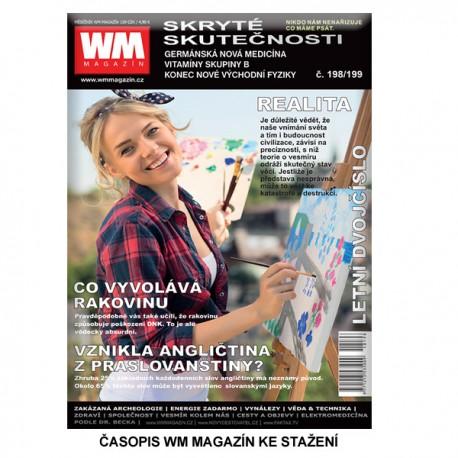 WM magazín Skryté skutečnosti č. 198 - 199
