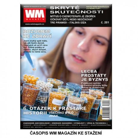 WM magazín Skryté skutečnosti č. 201